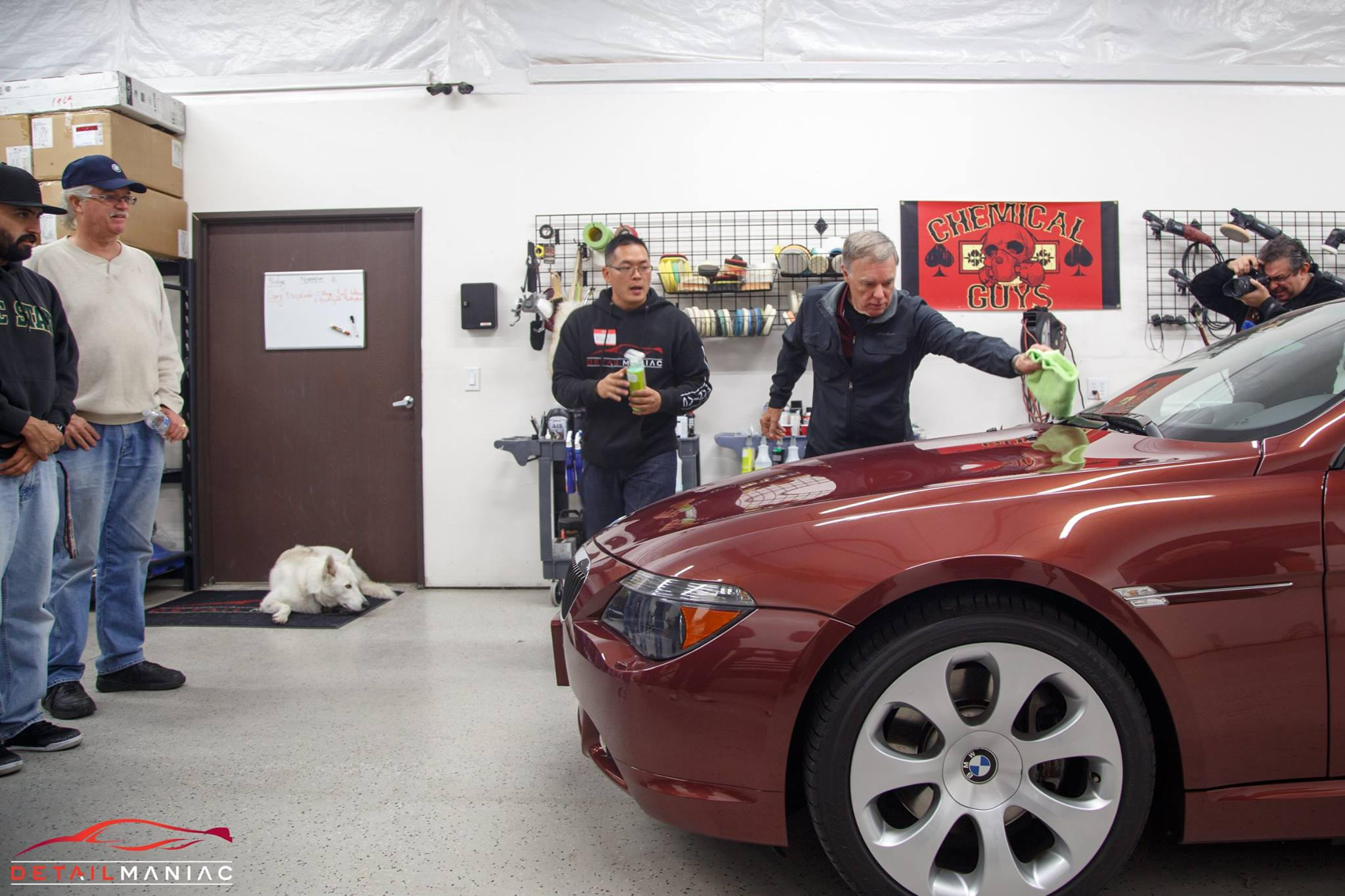 Elk Grove Audi >> BMW Club - Sacramento Detailing / Clear Bra / PPF / Coating Specialist