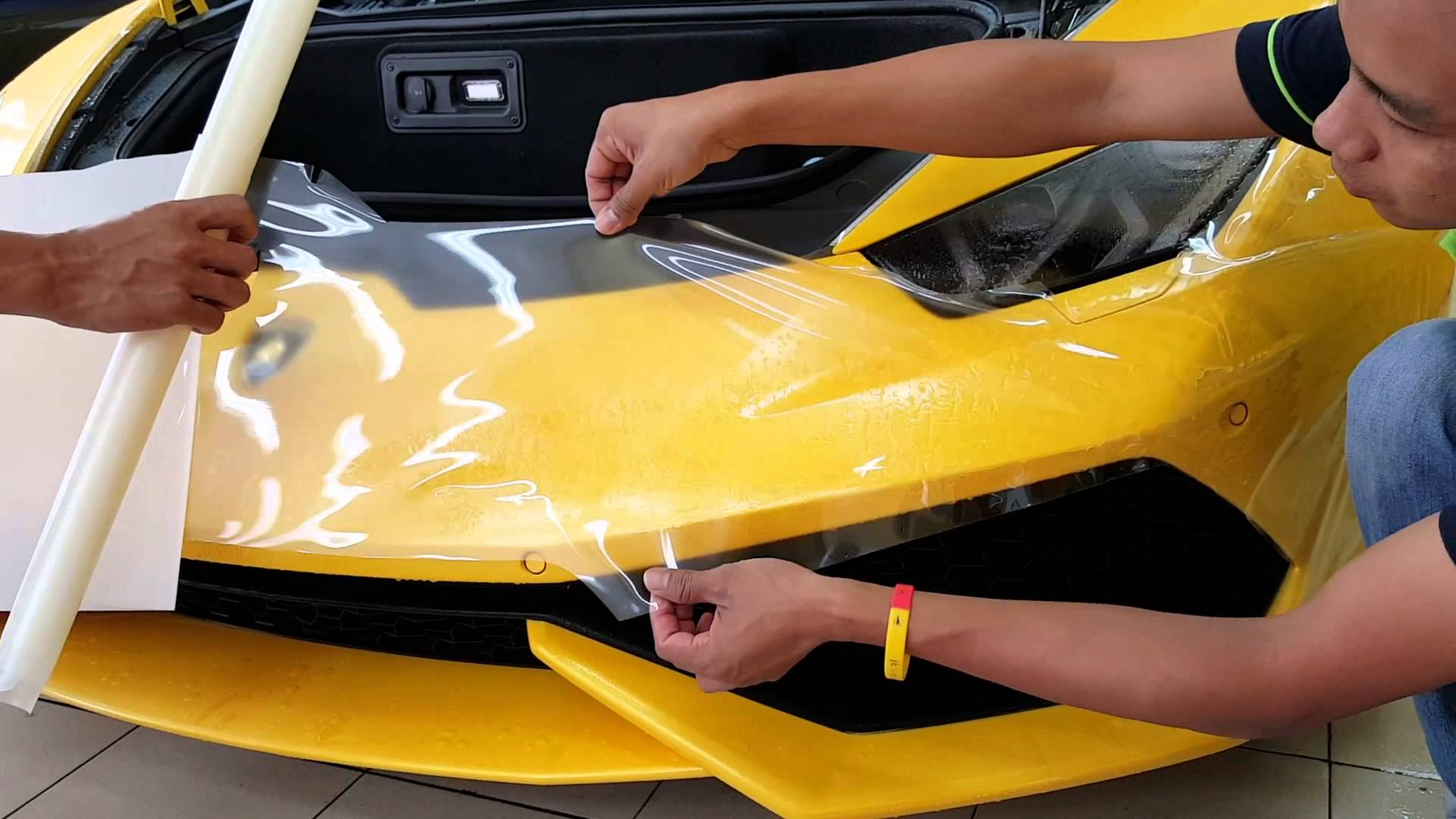 Any Model 3M Paint Protection Film Clear Bra Full Hood for Porsche Vehicles